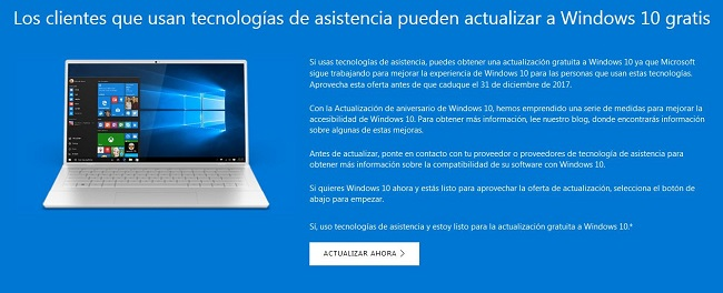 windows 10 pantalla descarga