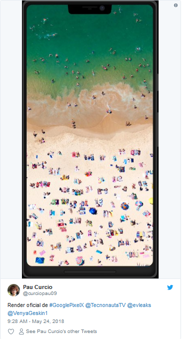 Screenshot-2018-5-28 Photos of Render and Tempered Glass Shows The XL Has A Notch - Gizmochina(1)