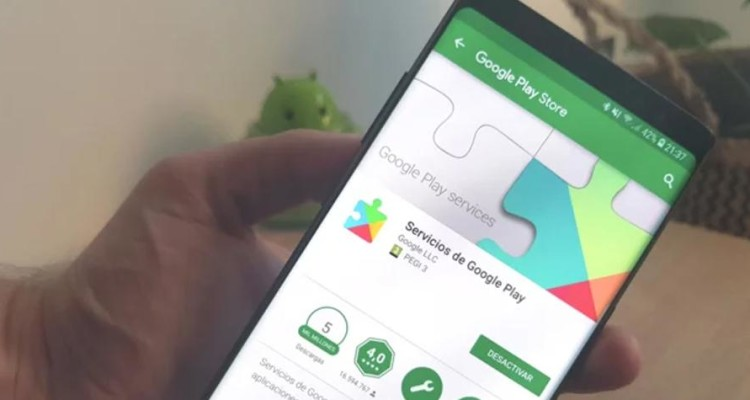 Google Play agrega metadatos (DRM) a las apps para asegurar su autenticidad