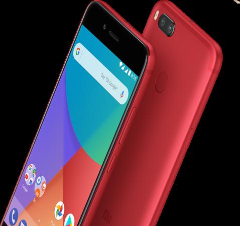 Xiaomi MiA1 Red