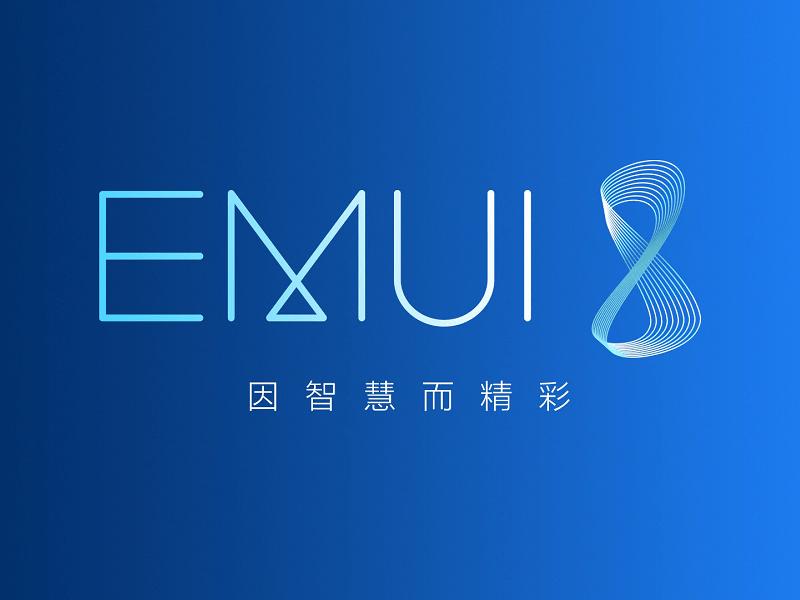 EMUI 8 logo