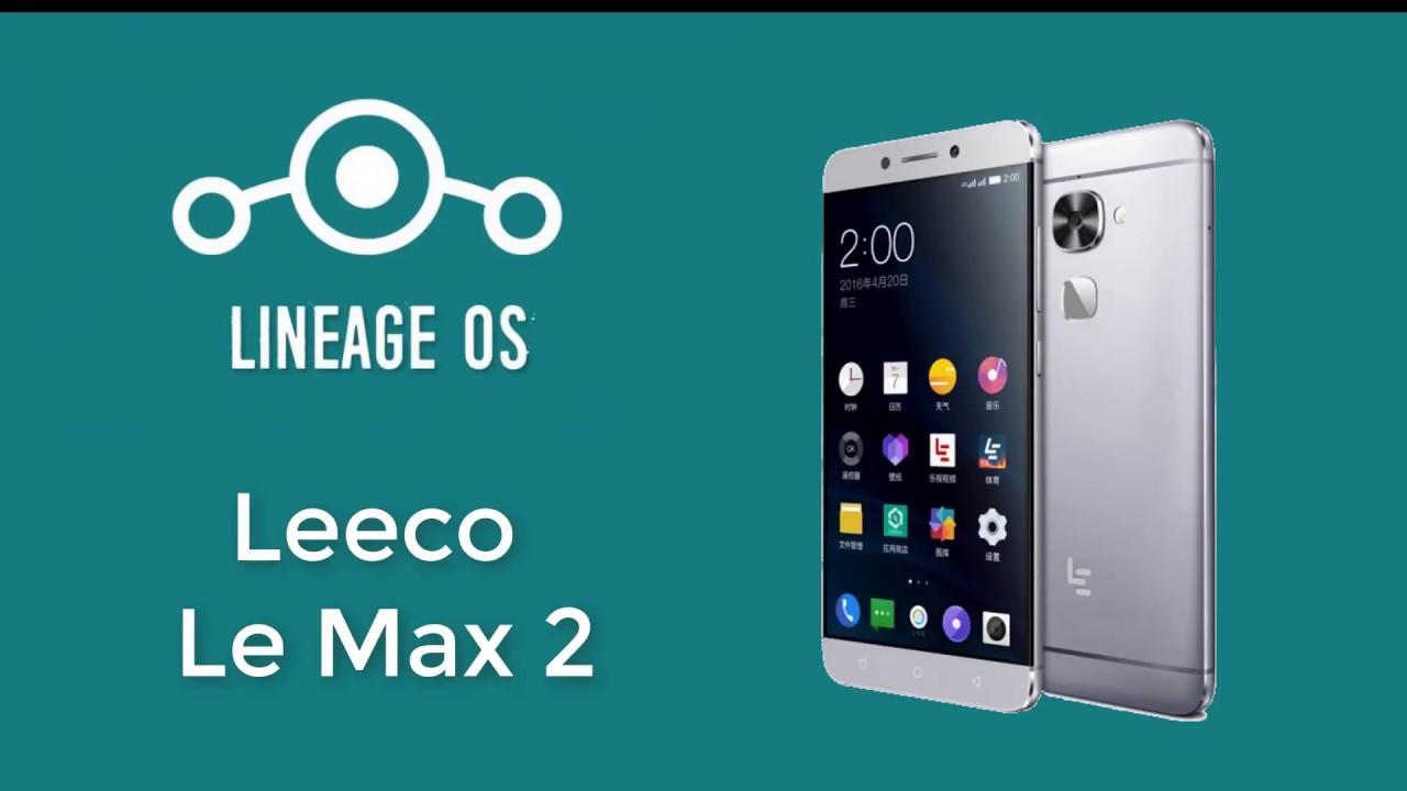 LeEco LineageOS