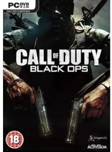 CALL OF DUTY: BLACKS OPS
