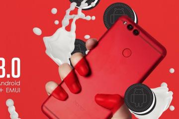 Android Oreo Honor 7X