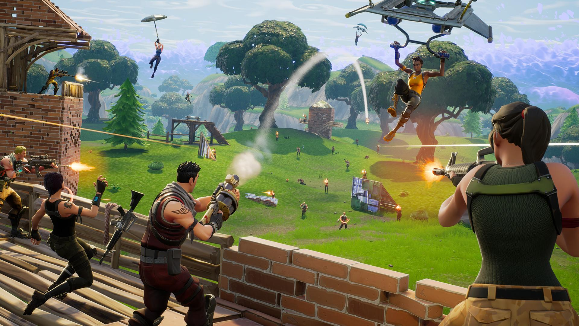Fornite Android 3