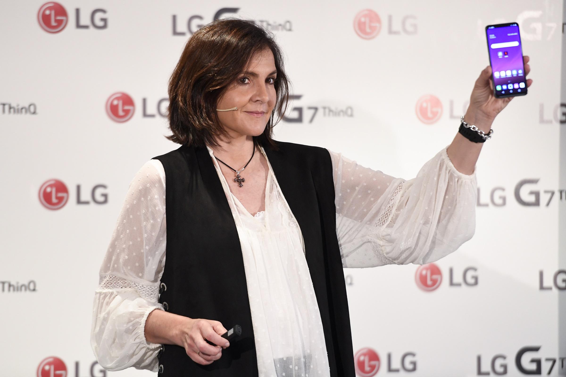 Liliana Bolós, Directora de Marketing de MC en LG España