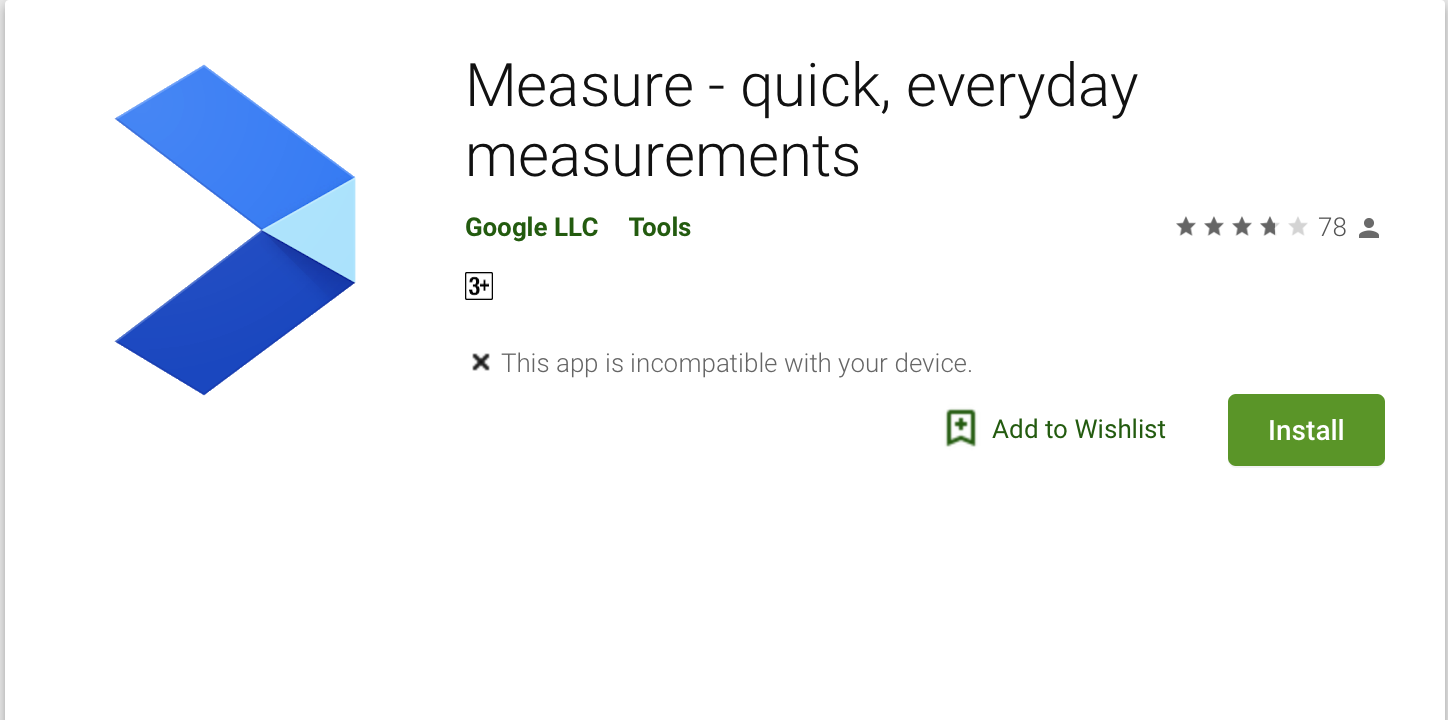 Google-Measure