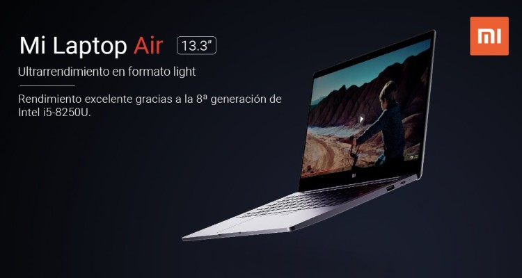 Xiaomi mi laptop air 4