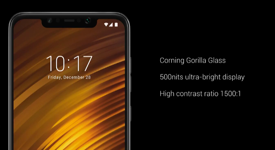 Xiaomi-Poco-F1-Display