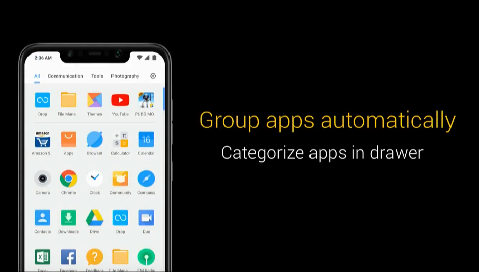 Xiaomi-Poco-F1-MIUI-App-Drawer