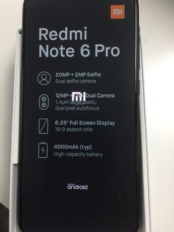 Xiaomi-Redmi-Note-6-Pro-specs-leak