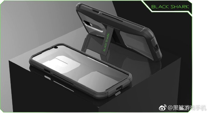 Black-Shark-Helo-3D-case
