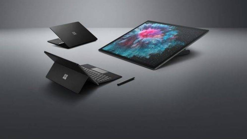 Microsoft-surface-pro-6-surface-laptop-2