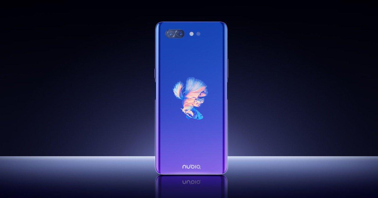 Nubia-X-Blue