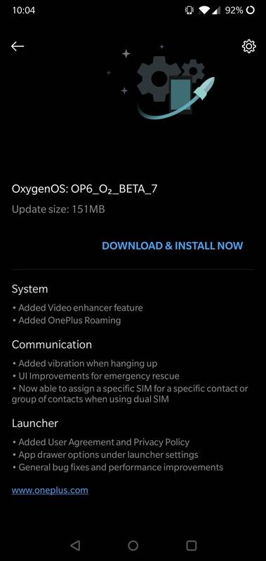 Open-Beta-7-OnePlus-6