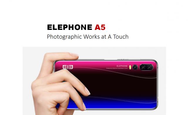 elephone a5 2
