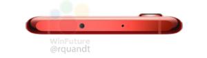 Sensor IR en el Huawei P30 Pro