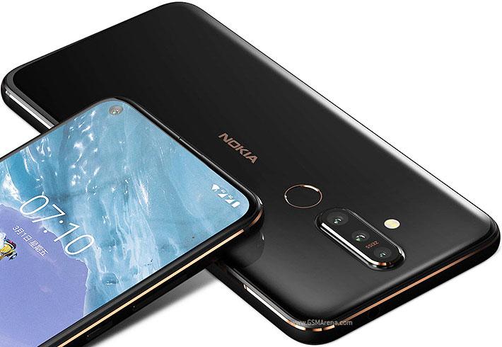 5545825d5fd ▷ Nokia 6.2 con pantalla perforada se lanzará el 6 de junio » ERdC