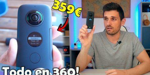 sorteo erdc insta360 one x