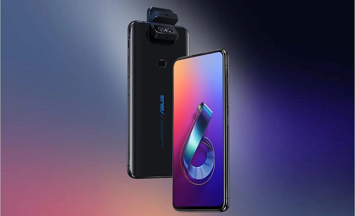 ASUS ZenFone 6, el teléfono disruptivo del 2019.