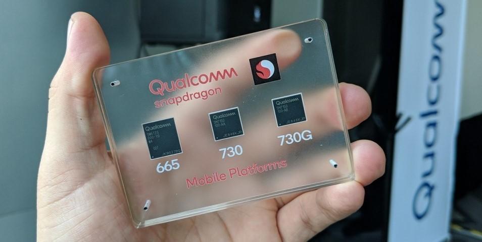 ▷ Qualcomm Snapdragon 215: