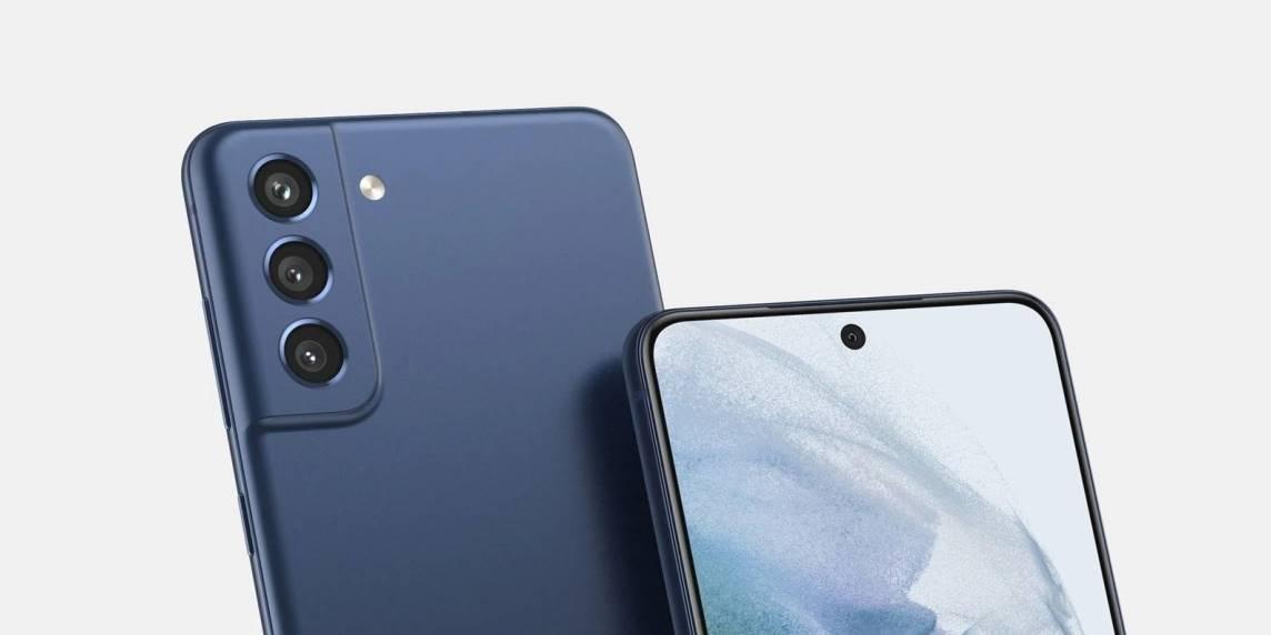 ▷ El Samsung Galaxy S21 FE presume su nuevo diseño en renders » ERdC