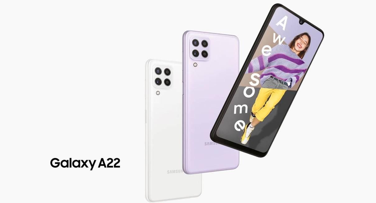 ▷ Los Samsung Galaxy A22 5G y Galaxy A22 LTE son oficiales » ERdC